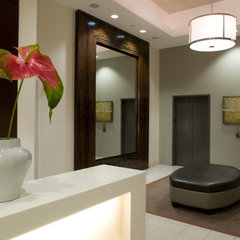 contemporary entry by Garret Cord Werner