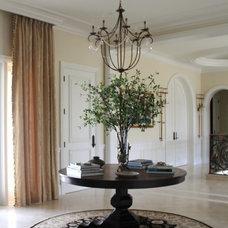 Mediterranean Entry by Edgewater Design LLC