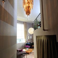 Contemporary Entry by Faiella Design