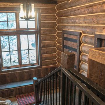 Log Cabin Remodel & Addition