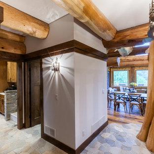 Log Home Build   Plain, WI