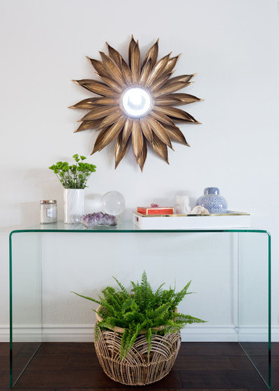 Contemporary Entry by Soko Interior Design