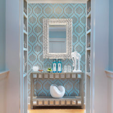 beach style entry by Digs Design Company
