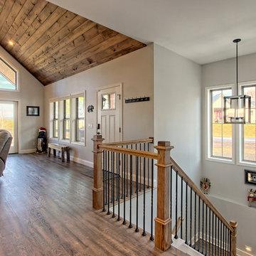 Loop View: Craftsman Mountain Home