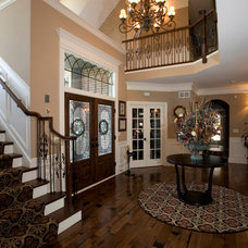 Traditional Entry by Lord General Contractors Corp