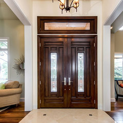 traditional entry by Studio S Squared Architecture, Inc.
