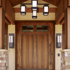 Craftsman Entry by Conrado - Home Builders
