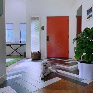 Love me a happy front door!