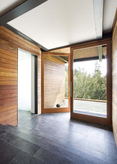 Design Dilemma How Do I Modernize My Cedar Walls