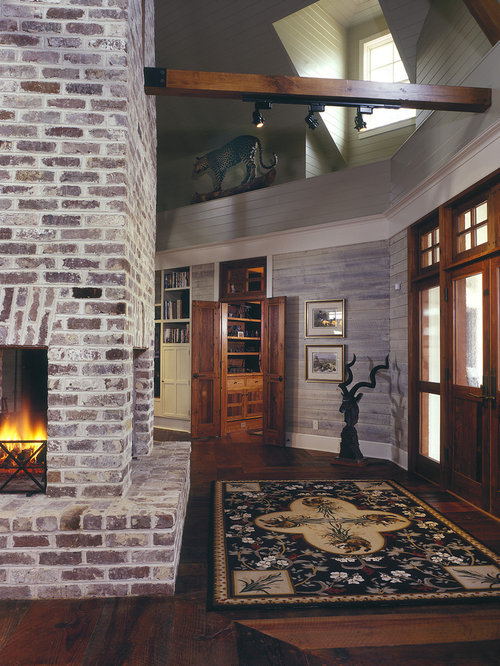 lime wash fireplace home design ideas pictures remodel