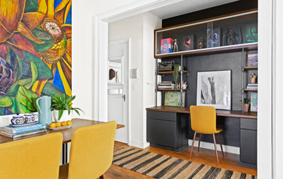 USA Houzz Tour: A Make-Up Artist's Clever New York Apartment