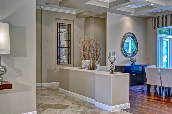 Contemporary Entry by Room Resolutions