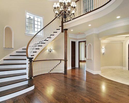 Luxury Foyer Houzz