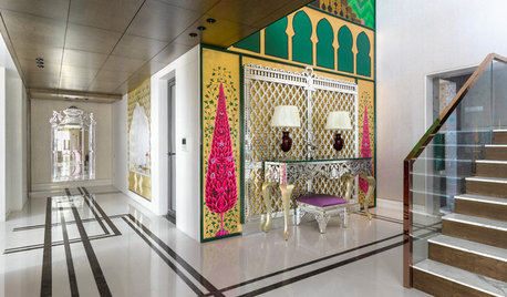 Gurgaon Houzz: This Home Looks No Less Than a Royal Palace