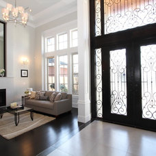 Contemporary Entry by KASHMIR DHALIWAL FINE REDESIGN.