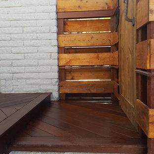 Esempio di un ingresso o corridoio