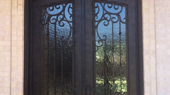 M2 Metals - Iron Doors - Retro/Fit