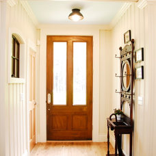 Farmhouse Entry by Nicola's Home