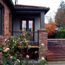porch brick