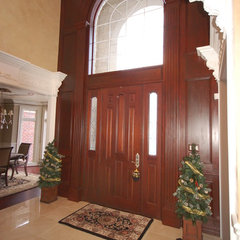 traditional entry by Fabulous Finishes Inc