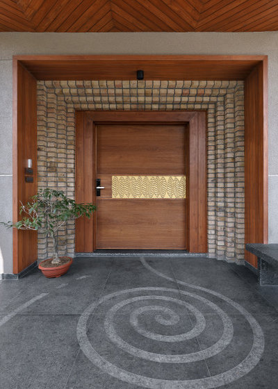 Asian Entry by Ace Associates