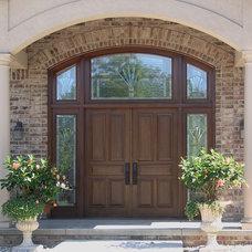 Front Doors by Rockwood Door & Millwork