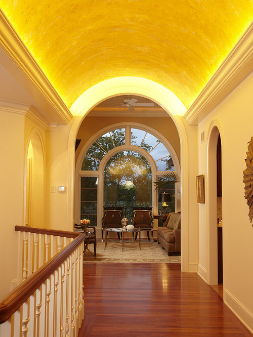 Gold Leaf Ceiling Ideas Pictures Remodel And Decor