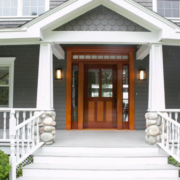 Maine Home Front Entry