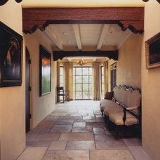 Traditional Entry by Denman and Associates