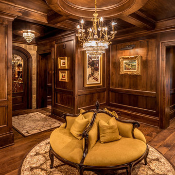 Majestic Stone Manor Fit for a Family