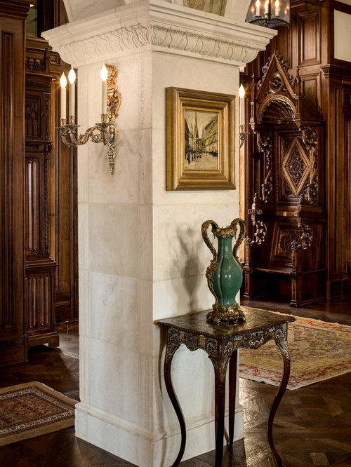 Interior columns ideas, pictures, remodel and decor
