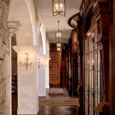 Traditional Entry by Cravotta Interiors