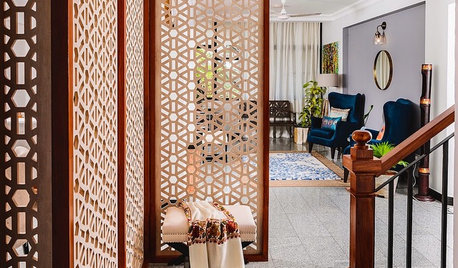 A Bangalore Farmhouse Gets a Lift With Traditional Touches