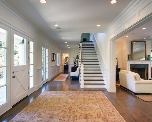 Open Foyer Images : Open entryway houzz