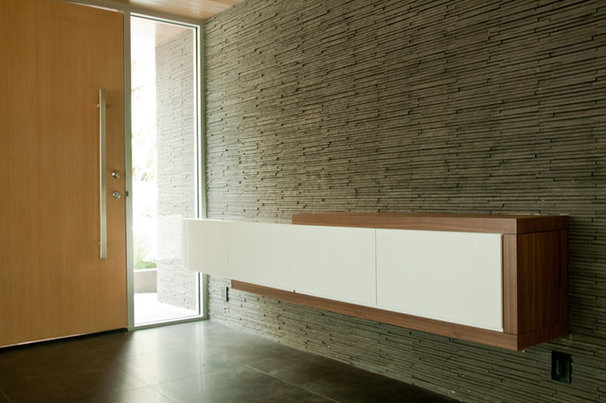 Modern Entry by See Construction