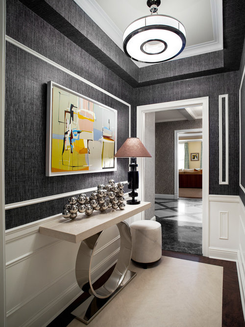 d co entree maison de campagne. Black Bedroom Furniture Sets. Home Design Ideas