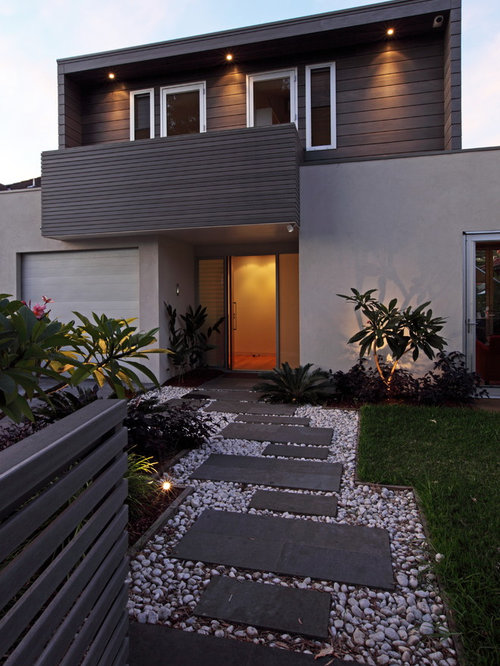 Front Entrance Paver Walkway Houzz