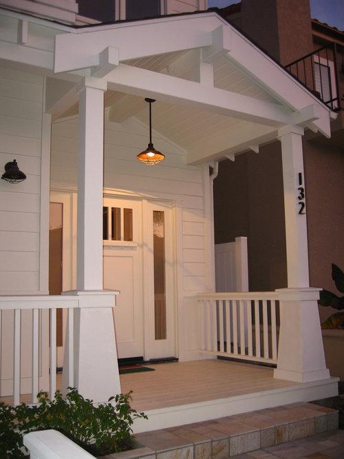Tropical entryway design ideas remodels photos for Ranch home entryway design ideas