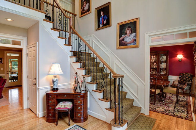 Traditional Entry by Weidmann Remodeling