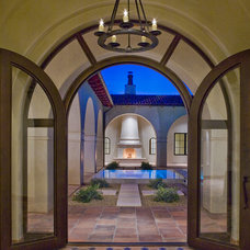 Mediterranean Entry by Jon Luce Builder