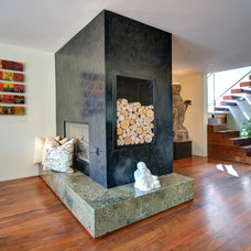 Asian Entry by Tracie Butler Interior Design