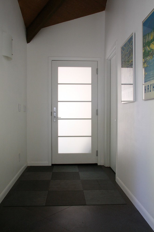 Marvin entry door