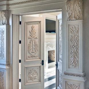 Elegant entryway photo in Phoenix