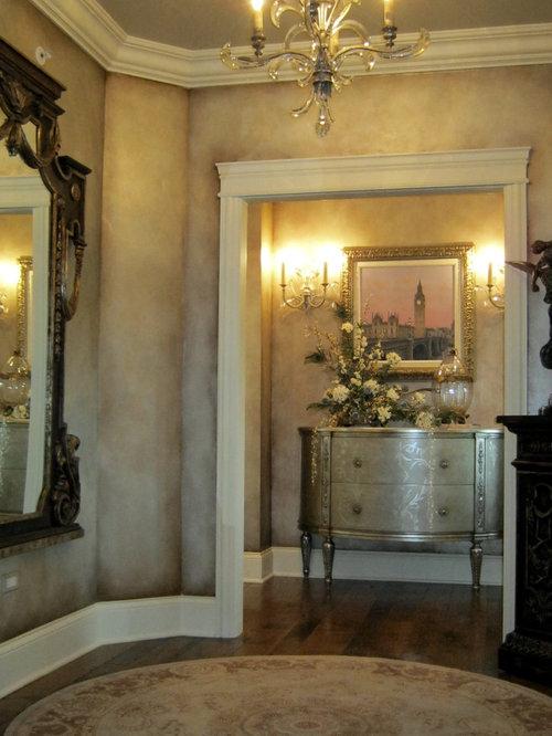 Master Bedroom Foyer   Houzz