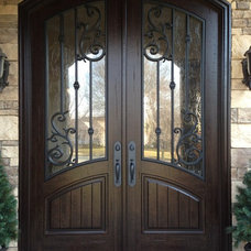 Front Doors by Masterpiece Doors & Shutters