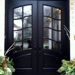 Masterpiece Entry Doors - Masterpiece Doors & Shutters