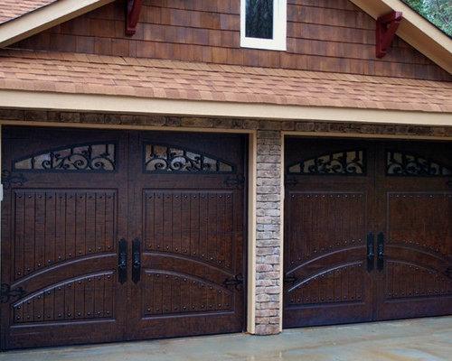 Fiberglass garage doors home design ideas pictures for Garage door refacing