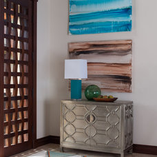 Tropical Entry by Henderson Design Group