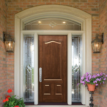 Maximizing Curb Appeal w/ New Entry Doors