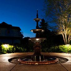 Mediterranean Entry by Lite4 Outdoor Lighting
